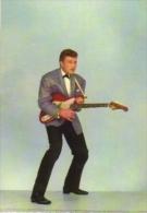"Carte Postale  ""  Johnny Hallyday  "" - Cantanti E Musicisti"