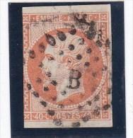 OBLITERATION DE PARIS  B Romaine    - LOT 9913 - Marcophilie (Timbres Détachés)