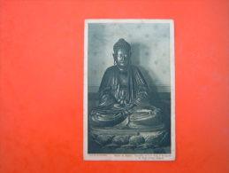 CPA COCHINCHINE - Musée De Saïgon - Bouddha En Bois Doré - Viet Nam - Ho Chi Minh  - - Cartes Postales