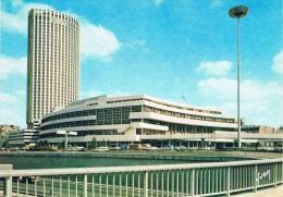 PARIS - C.I.P. Centre International De Paris, Palais Des Congrès - Non Circulée, 2 Scans - Autres Monuments, édifices