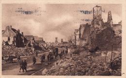 14 - Caen - Bombardements De 1944 - Rue De Vaucelles - Caen