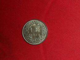 1 Franc / Suisse De 1963 B / Argent /SUP. - Switzerland