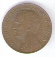 ITALIA 2 CENTESIMI 1917 - 1861-1946 : Regno