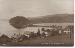 L1453 - Le Pont Et Les Charbonnières - VD Vaud