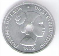 LAOS 10 CENTS 1952 - Laos