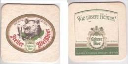 Lohrer Bier Stumpf Brauerei , Keiler Weißbier - Wie Unsere Heimat - Sous-bocks