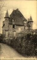 LA CORREZE ILLUSTREE L ANCIENNE MAIRIE INCENDIEE LE 30 AOUT 1920 - Autres Communes