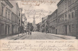 Brandenburg/Havel - Brandenburg