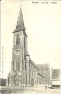 SELZAETE - De Kerk - L' Eglise - N° 1912 De Graeve - Zelzate