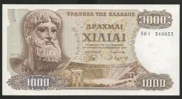 Drachmae 1.000/1.11.1970   UNC!! - Griechenland