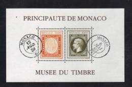 Monaco Bloc Feuillet N°58  Neuf ** Sans Charnière Ni Trace - Blocks & Kleinbögen