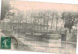 Carte Postale Ancienne De : COUVROT - Other Municipalities