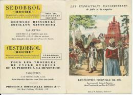 Les EXPOSITIONS UNIVERSELLES De Jadis Et Naguère Pavillon De L´A.E.F ( Hoffmann-La Roche) EXPOSITION COLONIALE 1931 - Tentoonstellingen