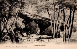 Dolmen De VITRY    Carte En Très Bon état écrite Timbrée - Sin Clasificación
