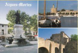 Vuurtoren/Leuchtturm/Lighthouse - Aigues-Mortes(Frankrijk) – Ongebruikt - Vuurtorens