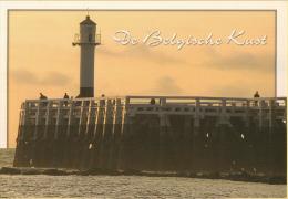 Vuurtoren/Leuchtturm/Lighthouse - Oostende(Belgiè) – Ongebruikt - Vuurtorens