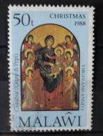 1988 Malawi Kerst,christmas,weihnachten,noël 50t. Used/gebruikt/oblitere - Malawi (1964-...)