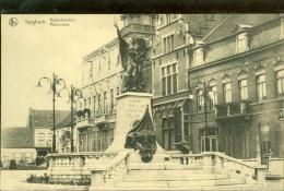 Iseghem (Izegem)  : Gedenksteen Gesneuvelden 1914 - 18 - Izegem