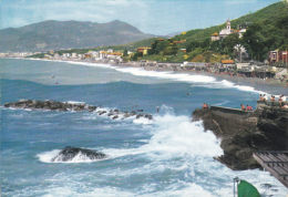 Cartolina CAVI DI LAVAGNA (provincia Di Genova) - Panorama - Italia