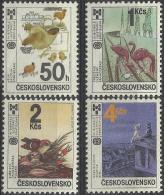 CSR 1987-2921-4 CHILDREN, CZECHOSLOVAKAI, 1 X 4v, MNH - Märchen, Sagen & Legenden
