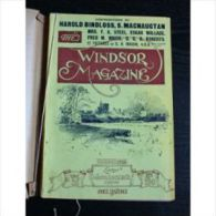 Windsor Magazine N° 190 : Harold Bindloss, S.Macnaugtan, G.H.Mason. 1910 - Littéraire