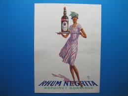 Publicité NEGRITA (1928) - Advertising