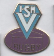 Rugby , ISMV - Rugby