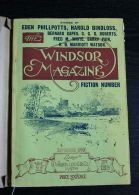 Windsor Magazine N° 189 : Eden Philipotts, Harold Bindloss, Bernard Capes. 1910 - Littéraire