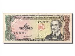 [#302469] République Dominicaine, 1 Peso Oro Type Duarte - Dominicaine