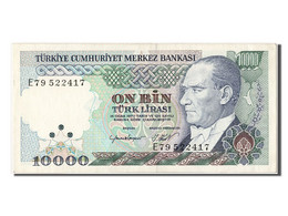 [#302543] Turquie, 10 000 Lira Type Atatürk - Turquia