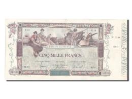 5000 Francs Type Flameng - 1871-1952 Gedurende De XXste In Omloop