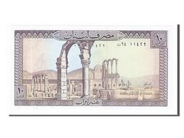 [#154068] Liban, 10 Livres Type 1964-86 - Liban