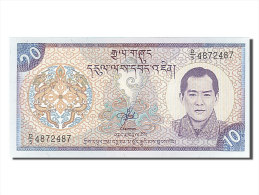 [#254048] Bhoutan, 10 Ngultrum, Type Jigme Dorji Wangchick - Bhoutan