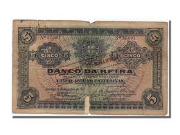 [#107067] Mozambique, 5 Libras Type 1919 - Mozambique