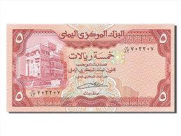 [#254053] Yémen, 5 Rials, Type 1979 - Yémen