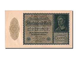 [#302411] Allemagne, 10 000 Mark Type 1922 - [ 3] 1918-1933 : République De Weimar