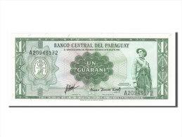 [#154062] Paraguay, 1 Guarani Type 1963 - Paraguay