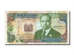 [#302347] Kenya, 10 Shillings Type Toroitich - Kenya