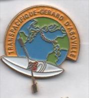 Sport Bateau , Transpacifique Gérard D'Aboville - Kano