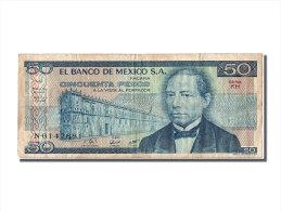 [#302374] Mexique, 50 Pesos Type Juarez - Mexique