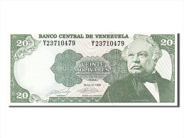 [#254027] Venezuela, 20 Bolivares, Type Jose Antonio Paez - Venezuela