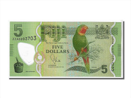 [#107115] Iles Fidji, 5 Dollars Type 2013 - Fidji
