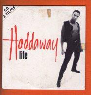 Cd 2 Titres Life Haddaway - Dance, Techno & House