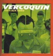 Cd 2 Titres Tous Aux Abris Vercoquin - Musik & Instrumente