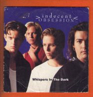 Cd 2 Titres Whispers In The Dark Indecent Obsession - Musik & Instrumente