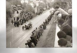 GOMETZ  LE  CHATEL  (91)  Course De Cote Du 23 Octobre 1932 -  Photo Provenant Du Livre Essonne, Visages D'un Siècle - Reproductions