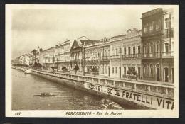 PERNAMBUCO (Brazil) - Rua Da Aurora - Recife