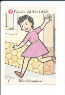 Humour Jeu D´enfant / Partie De Jeu De Sonnette Sonnerie électrique  // IM 126/14 - Vieux Papiers