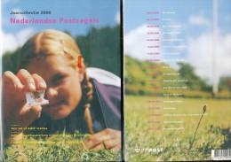NIEDERLANDE  Jahrbuch 2000, Marken , Heftchen Und Kleinbogen - MNH - 1980-... (Beatrix)