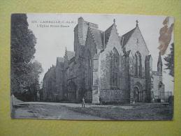 L'Eglise Notre-Dame. - Lamballe